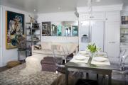Фото 37 Как обустроить компактное спальное место на кухне? Дизайнерские идеи и варианты