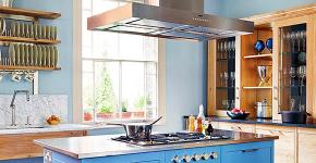 Островные вытяжки для кухни: ТОП-5 популярных моделей на рынке фото