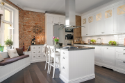 Фото 3 Островные вытяжки для кухни: ТОП-5 популярных моделей на рынке