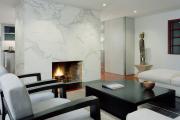 Фото 9 Стильный каменный век: 60+ идей отделки камина камнем в интерьере