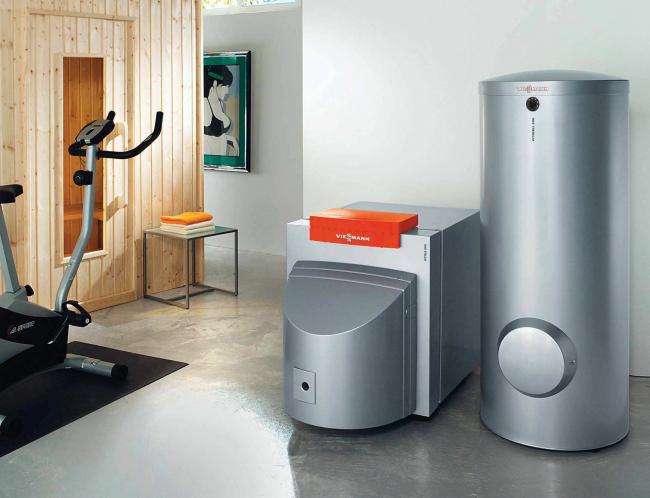 На рынке современных систем отопления помещений и зданий уверенным лидером остается промышленная группа Viessmann из Германии