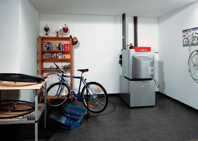 Viessmann - торговая марка, которая производит системы отопления, охлаждения и промышленные системы для различных типов зданий и сооружений