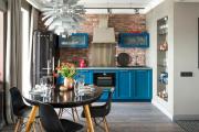 Фото 14 Компактные решения: выбираем идеальную прямую кухню длиной три метра