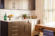 Фото 1 Компактные решения: выбираем идеальную прямую кухню длиной три метра