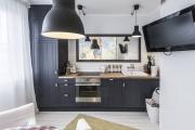 Фото 18 Компактные решения: выбираем идеальную прямую кухню длиной три метра