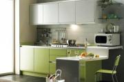 Фото 9 Компактные решения: выбираем идеальную прямую кухню длиной три метра