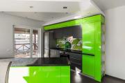 Фото 4 Компактные решения: выбираем идеальную прямую кухню длиной три метра
