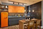 Фото 20 Компактные решения: выбираем идеальную прямую кухню длиной три метра