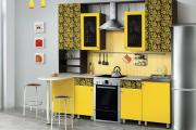 Фото 10 Компактные решения: выбираем идеальную прямую кухню длиной три метра