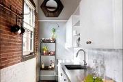 Фото 21 Компактные решения: выбираем идеальную прямую кухню длиной три метра