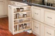 Фото 7 Компактные решения: выбираем идеальную прямую кухню длиной три метра