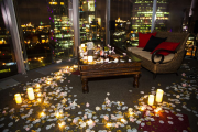 Фото 13 Романтический вечер дома: классические и оригинальные идеи для незабываемого вечера