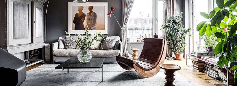 Гостиная в сером цвете: советы дизайнеров и варианты комбинаций с другими оттенками