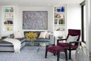 Фото 11 Интерьер гостиной в сером цвете (60+ фото): секреты гармоничного дизайна и лучшие сочетания серого