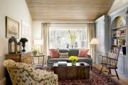 Фото 12 Гостиная в сером цвете: советы дизайнеров и варианты комбинаций с другими оттенками