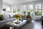 Фото 15 Интерьер гостиной в сером цвете (60+ фото): секреты гармоничного дизайна и лучшие сочетания серого