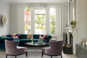 Фото 18 Интерьер гостиной в сером цвете (60+ фото): секреты гармоничного дизайна и лучшие сочетания серого