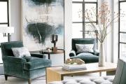 Фото 20 Интерьер гостиной в сером цвете (60+ фото): секреты гармоничного дизайна и лучшие сочетания серого