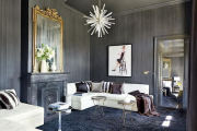 Фото 23 Интерьер гостиной в сером цвете (60+ фото): секреты гармоничного дизайна и лучшие сочетания серого