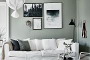 Фото 29 Интерьер гостиной в сером цвете (60+ фото): секреты гармоничного дизайна и лучшие сочетания серого