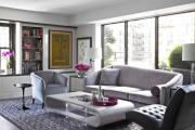 Фото 31 Интерьер гостиной в сером цвете (60+ фото): секреты гармоничного дизайна и лучшие сочетания серого
