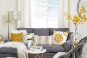 Фото 34 Интерьер гостиной в сером цвете (60+ фото): секреты гармоничного дизайна и лучшие сочетания серого