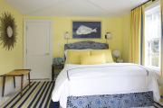 Фото 4 Охра, лимонный и цитриновый: 60+ теплых идей для дизайна спальни в желтых тонах
