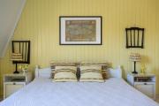 Фото 7 Охра, лимонный и цитриновый: 60+ теплых идей для дизайна спальни в желтых тонах