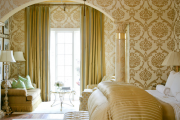 Фото 14 Охра, лимонный и цитриновый: 60+ теплых идей для дизайна спальни в желтых тонах
