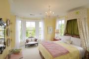 Фото 16 Охра, лимонный и цитриновый: 60+ теплых идей для дизайна спальни в желтых тонах
