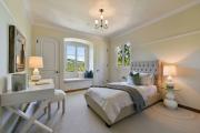 Фото 20 Охра, лимонный и цитриновый: 60+ теплых идей для дизайна спальни в желтых тонах