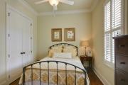 Фото 24 Охра, лимонный и цитриновый: 60+ теплых идей для дизайна спальни в желтых тонах