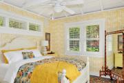 Фото 28 Охра, лимонный и цитриновый: 60+ теплых идей для дизайна спальни в желтых тонах
