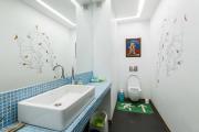 Фото 15 Выбираем столешницу для ванной из мозаики: дизайн, материалы и особенности укладки