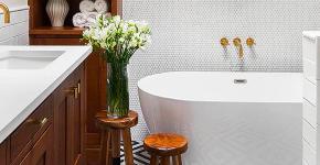 Тумба под раковину в ванную: сравнение материалов, конструкций и 65+ элегантных моделей в интерьере фото