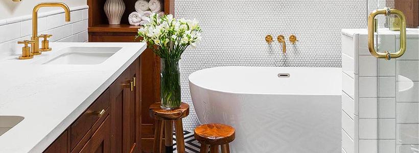 Тумба под раковину в ванную: сравнение материалов, конструкций и 65+ элегантных моделей в интерьере
