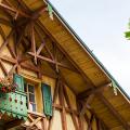 Бюргерское счастье и фахверк: проектируем загородный дом в немецком стиле (60+ фото готовых проектов) фото