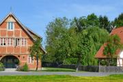 Фото 6 Бюргерское счастье и фахверк: проектируем загородный дом в немецком стиле (60+ фото готовых проектов)