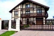 Фото 9 Бюргерское счастье и фахверк: проектируем загородный дом в немецком стиле (60+ фото готовых проектов)