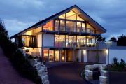 Фото 11 Бюргерское счастье и фахверк: проектируем загородный дом в немецком стиле (60+ фото готовых проектов)