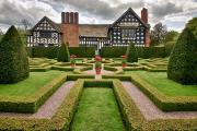 Фото 3 Бюргерское счастье и фахверк: проектируем загородный дом в немецком стиле (60+ фото готовых проектов)