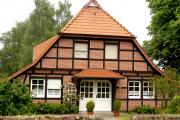 Фото 13 Бюргерское счастье и фахверк: проектируем загородный дом в немецком стиле (60+ фото готовых проектов)