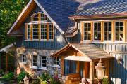 Фото 23 Бюргерское счастье и фахверк: проектируем загородный дом в немецком стиле (60+ фото готовых проектов)