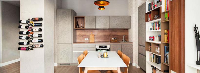Бутылочница для кухни: обзор современных систем хранения карго и идеи своими руками