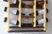 Фото 20 Бутылочница для кухни и системы карго (80+ фото): виды, размеры, обзор моделей и идеи бутылочниц своими руками