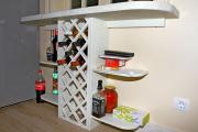 Фото 24 Бутылочница для кухни и системы карго (80+ фото): виды, размеры, обзор моделей и идеи бутылочниц своими руками