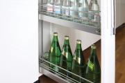Фото 30 Бутылочница для кухни и системы карго (80+ фото): виды, размеры, обзор моделей и идеи бутылочниц своими руками