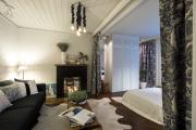 Фото 6 Советы дизайнеров: как спланировать зонирование и интерьер спальни-гостиной на 17 кв. м