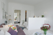 Фото 20 Советы дизайнеров: как спланировать зонирование и интерьер спальни-гостиной на 17 кв. м