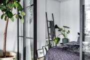 Фото 25 Советы дизайнеров: как спланировать зонирование и интерьер спальни-гостиной на 17 кв. м
